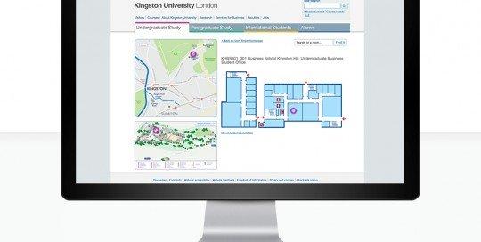 Kingston University by hbcreativity.com